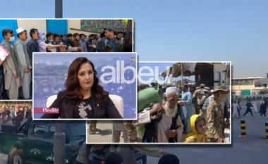 """Ardhja e afganëve në Shqipëri """"mërzit"""" moderatoren Aida Shtino: Po ata ç'duan këtu?! (FOTO LAJM)"""