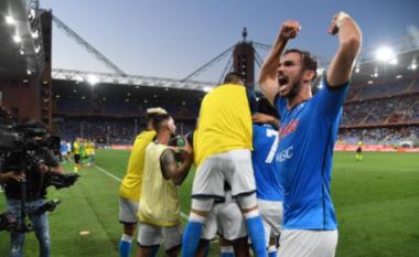Napoli me pikë të plota, kalon me vështirësi Genoan (VIDEO)