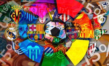 """Klubet spanjolle i """"shpëtojnë"""" krizës, La Liga arrin marrëveshjen me vlerë 2.7 miliardë euro"""