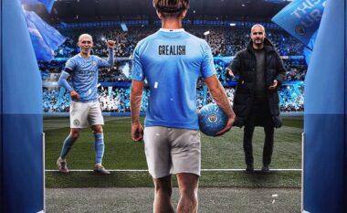 Grealish flet për herë të parë si lojtari i Man City-t: Ekipi më i mirë në Angli