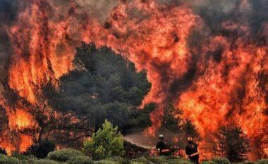 Zjarret në Shqipëri: 14 vatra aktive, problematike situata në Malin e Tërbunit dhe fshatin Flet