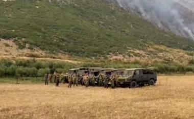 ZJARRET/ Asfiksohet ushtari i FA në Gjirokastër, në gjendje të rëndë në spital