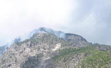 Vatër e re zjarri, përfshihet nga flakët Lugina e Valbonës në Tropojë