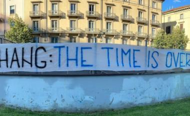 Tifozët e Interit nuk i ndalin protestat: Zhang, koha është duke mbaruar