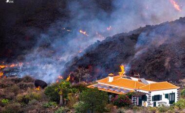 Rritet aktiviteti i vallkanit në Ishujt Kanarie, evakuohen të tjerë banorë