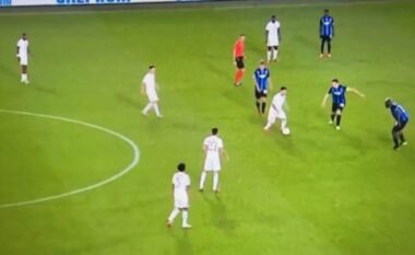 Çfarë ndodhi me futbollistët e Parisit? E shikonin Messin si tifozë (VIDEO)