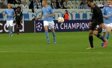 """Juve """"likujdon"""" Malmon, italianët shënojnë edhe dy gola të tjerë brenda 2 minutash (VIDEO)"""