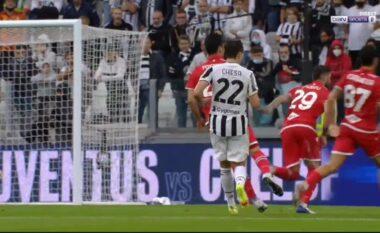 Ka sërish gol në përballjen Juve-Sampdoria (VIDEO)