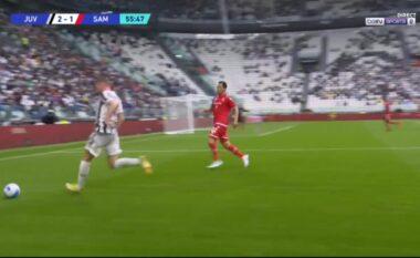 """Super Locatelli, mesfushori shënon golin e parë me fanellën """"bardh e zi"""" (VIDEO)"""