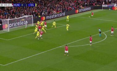 Supergoli i mbrëmjes nga Telles, Man United shpreson te përmbysja (VIDEO)