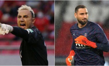 """Keylor Navas apo Gigi Donnarumma? """"Lufta"""" për portën e PSG-së shkarkon polemika"""
