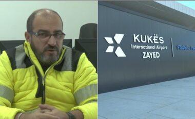 Një fluturim në javë, reagon drejtori i Aeroportit të Kukësit: Nuk ka mbyllje, po përgatitemi për dimër