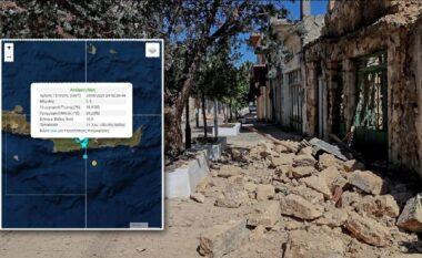 Nuk ka qetësi për Kretën, goditet nga një tjetër tërmet