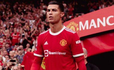 Gafa e Ronaldos në rrjetet sociale (FOTO LAJM)
