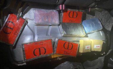 EMRAT/ U kapën me 9 kg kokainë në Kosovë, kush janë dy shqiptarët e arrestuar