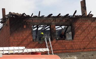 Tragjedi në Kosovë: U dogj shtëpia, 2 fëmijë humbin jetën (FOTO LAJM)
