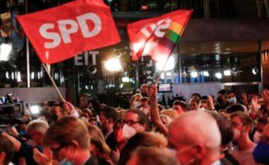 """PROJEKSIONET/ Hapet """"shampanja"""" në selinë e SPD"""