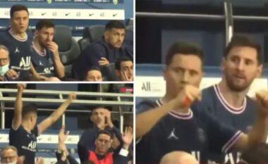 Messi nuk festoi në golin e Icardit (FOTO LAJM)