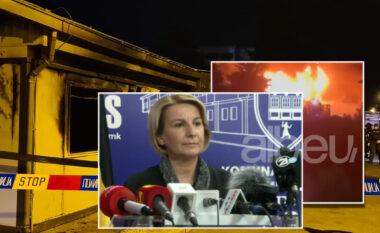 Tetova shpall 3 ditë zie, shihni çfarë ka mbetur nga spitali COVID ku u dogjën mes flakëve 14 pacientë (VIDEO)