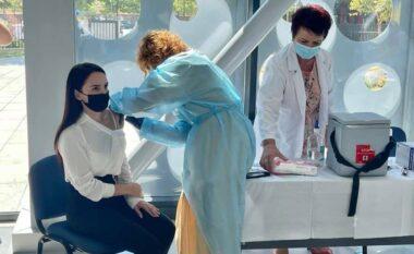 Manastirliu: Kemi nisur vaksinimin për pedagogë e studentë në çdo universitet (FOTO LAJM)