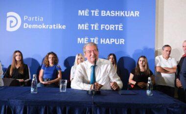 """Pas Tiranës dhe Fierit, kush është qyteti i tretë që Berisha do të mbajë """"Foltoren"""""""