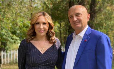 "Ilir Meta takon ""ortaken"" e Berishës"