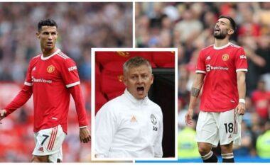Zbulohet arsyeja pse Bruno ja mori penalltinë Ronaldos (VIDEO)