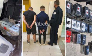 """I ka shpëtuar autoriteteve? Kapet 9 kg kokainë """"Dior"""" në Vërmicë, njësoj si ajo e Durrësit"""