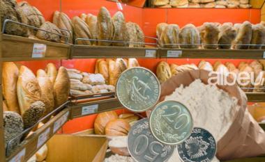 """Furrat rritën çmimin e bukës sipas """"terezisë"""", asnjë reagim nga Autoriteti i Konkurrencës"""