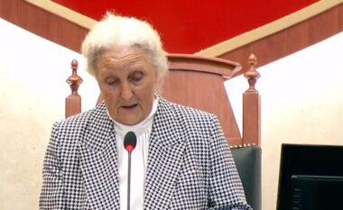Nis Kuvendi i Shqipërisë! Luljeta Bozo për herë të parë deputete e kryetare Kuvendi
