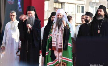 Mbërrin kreu i ri i Kishës Serbe në Podgoricë: Këtu ka vend për të gjithë (FOTO LAJM)
