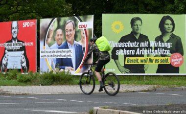 Gjermania po voton për parlamentin e ri
