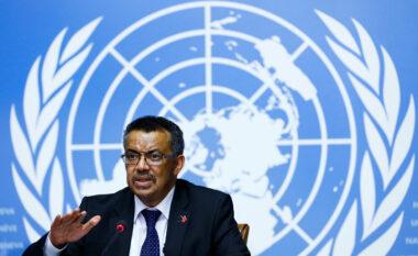 Shefi i OBSH: Pandemia është larg përfundimit