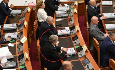Basha e hoqi nga PD, shihni vendin ku u ul Berisha në Kuvend (FOTO LAJM)