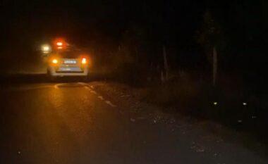 Motori del nga rruga në Korçë, plagoset rëndë drejtuesi