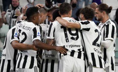 Formacionet e mundshme Juventus-Sampdoria (FOTO LAJM)