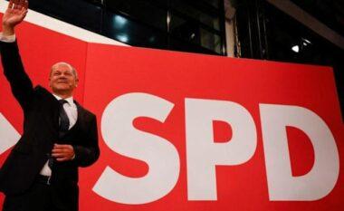 Zgjedhjet në Gjermani, qendra e majtë fiton ngushtë kundër partisë së Merkel