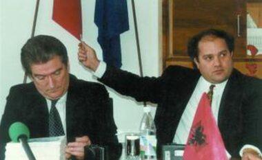 23 vite nga vrasja, Sali Berisha kujton me fjalët prekëse Azem Hajdarin: Hero e legjendë e demokracisë, ti je gjallë!