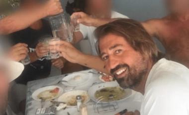 """""""Legjenda"""", Vasil Ruci rrëfen takimet me Davide Pecorellin: Na u ngjit nga hiçi, nuk e morëm vesh nga doli"""