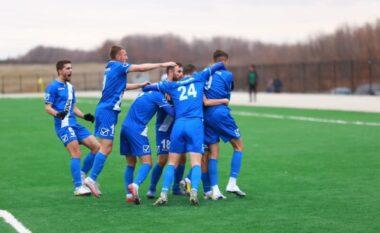 Dy gola të shpejtë në ndeshjen Llapi-Malisheva