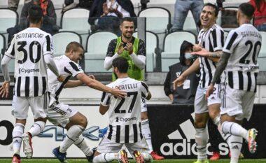 Juventus u rikthehet fitoreve, Dybala largohet nga fusha mes lotësh (VIDEO)