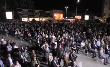 """BDI nis fushatën nga Gostivari, Besimin e kërkojnë përmes sloganit """"Zgjidh jetë, voto blertë"""" (VIDEO)"""