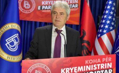 Anketa e BRIMA: Lideri Ali Ahmeti më i përkrahur tek shqiptarët