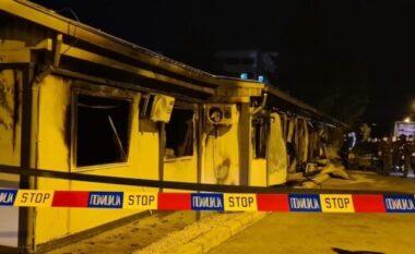 Të lënduarit nga zjarri në Tetovë, nisen drejt Shkupit (VIDEO)