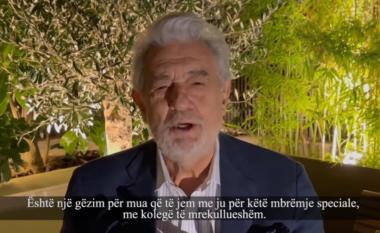 I lumtur të këndoj në Tiranë, Rama poston mesazhin e Placido Domingo