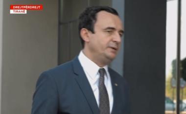 Kurti: 1 mijë gjëra na bashkojnë e vetëm një na ndan me Shqipërinë, kur do mblidhen 2 qeveritë (VIDEO)