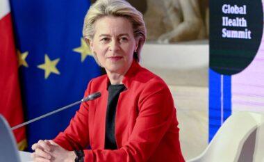 Presidentja e KE lajmëron vizitë në Ballkan: Do të përçoj angazhimin tonë për anëtarësimin në BE