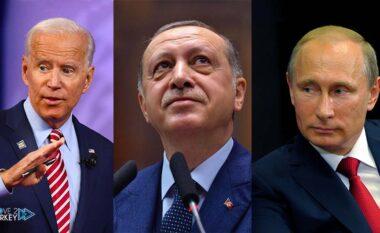 Biden e refuzoi, Erdogan pas zemërimit takohet me Putin