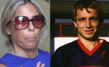 Ish e dashura e drogoi dhe e vrau futbollistin italian, e pëson pas 32 vitesh (FOTO LAJM)