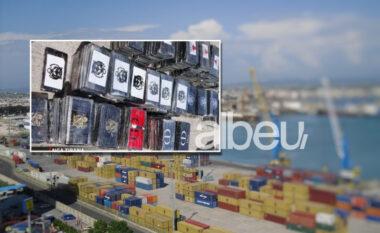 DETAJET/ 8 pako me kokainë mes bananeve, si u kap droga në Portin e Durrësit (FOTO LAJM)